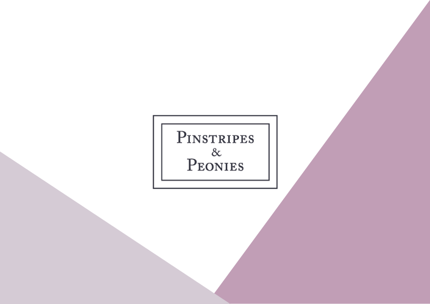 pinstripesandpeonies